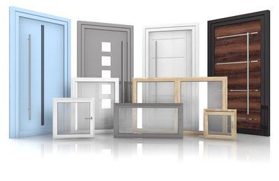 Fenster und Türen Modelle